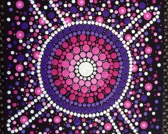 Galaxy Mandala (original)