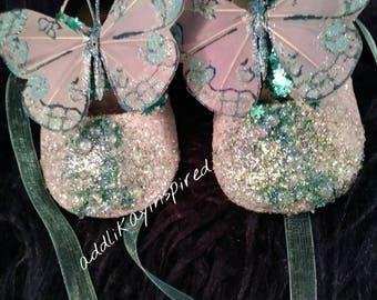 Fancy toddler shoe