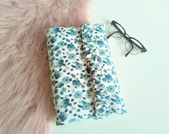 Pouch/Booksleeve Bleues M/L