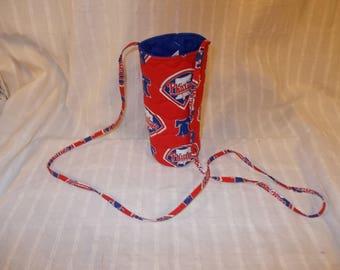 Philadelphia Phillies Water or Beer Bottle Cooler