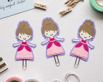 Little Princess Paper Clip