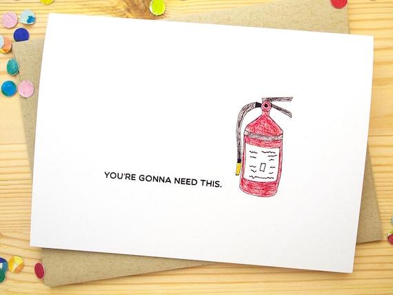 Funny birthday card for him birthday card funny birthday card like this item bookmarktalkfo Gallery