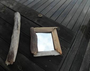 Corsica Driftwood mirror