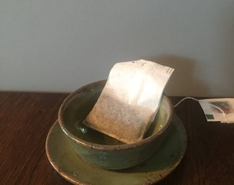 Tea bag holder