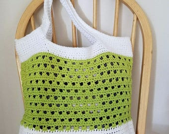 Lazy Daisy Market Bag Crochet Pattern *PDF FILE ONLY* Instant Download