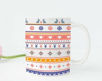 Easter gift easter mug easter cup easter basket gifts easter easter cups easter basket gifts easter mugs easter gifts for kids easter bunny cup easter presents negle Gallery