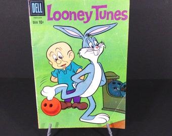 February 1960 Dell Looney Tunes comic book