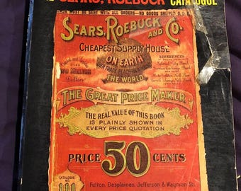 1902 Sears, Roebuck and Co. Catelogue