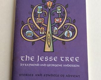 Vintage Book, The Jesse Tree