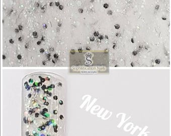 Resin acrylic nails 10gr New York