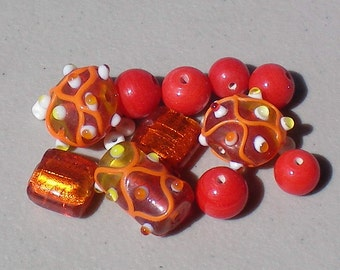 Glass Bead Mix