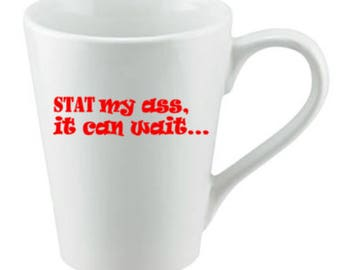STAT my.... coffee cup