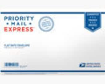 Express USPS SHipping