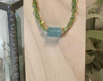 Peridot Aquamarine