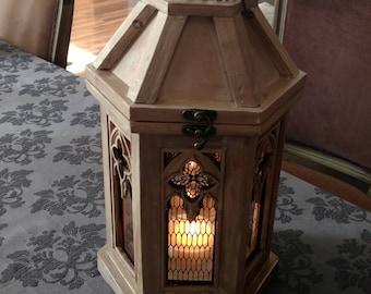 Lantern Miniature Castle Architecture