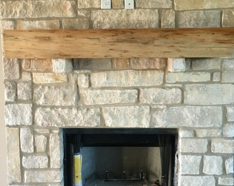Easten Red Cedar Mantel
