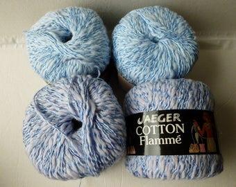Yarn Sale  - Cotton Flamme by Jaeger Yarn