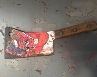 Demon Butcher Cleaver