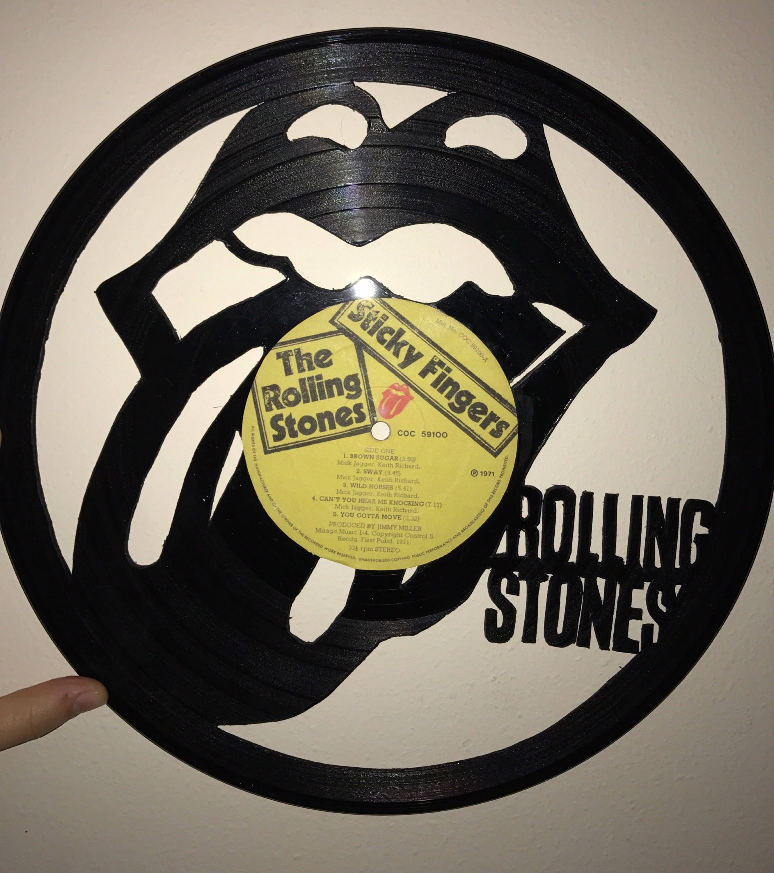 Awesome Record Wall Art Gallery - The Wall Art Decorations ...