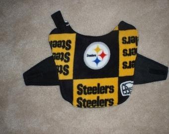 Pittsburgh Steelers Dog Coat