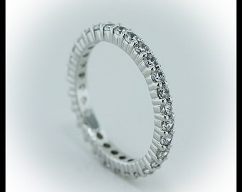 Eternity Band All Natural Diamonds