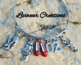 Oz Bangle Bracelet Gift