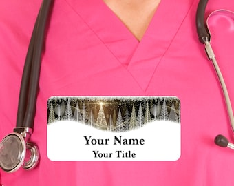 Magical Forest Nametag