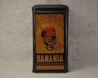 Box metal Banania