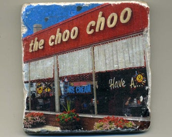 The Choo Choo Restaurant -  Original Coaster
