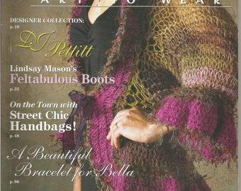 Belle Armoire - Art to Wear.  July/August 2008