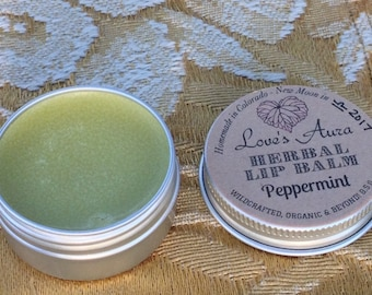 Loves Aura Peppermint Lip Balm