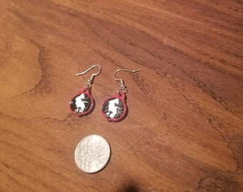 304 ss Mikey Earrings