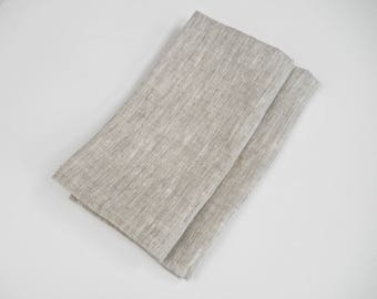 Oatmeal Linen Napkins, Cloth Napkins, Table Napkins, Dinner Napkins, Linen Napkins
