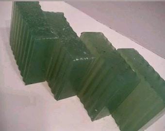 Minty Magic soap bars/tea tree oil/Protection against harmful bacteria,viruses/homemade/Peppermint oil/acne removed/astringent