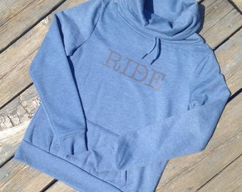 Cowl Neck Sweater 'Ride'