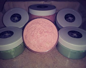 8oz Ylang ylang Whipped Hair and Body butter