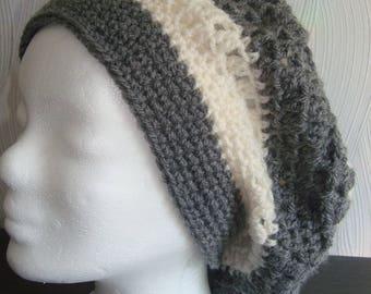 Beanie, knit cap, women's cap, Slouchy beanie, winter cap