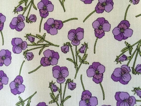 Liberty Tana Lawn Ross In Lilacs 1m X 136 Cms 39 Ins X