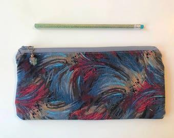 Wild Swirls / Wild Swirls bag / Wild Swirls cosmetic bag