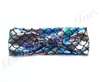 Knot Headband, Mermaid Headband, Knot Headband, Girl Accessories, Girl Headbands, Knot, Mermaid, Headband