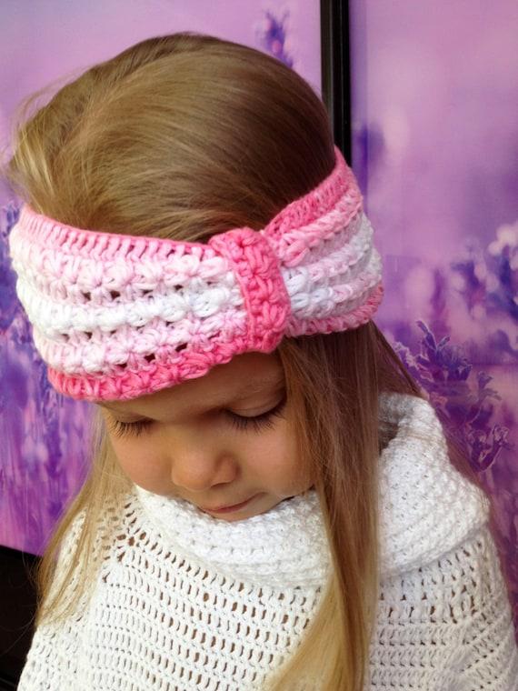 Baby Häkeln Stirnband / Baby Mädchen häkeln Stirnband / schöne