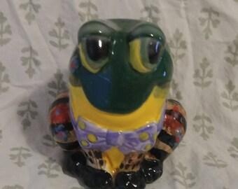 Perfect Little Bullfrog Boy