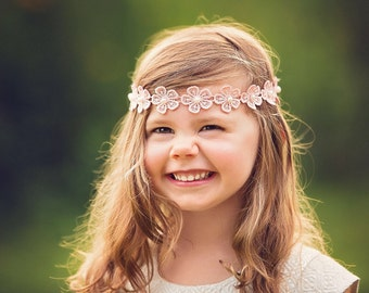The Pink Buttercup Babe Headband
