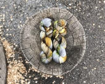 Shadowland | Hand Dyed Yarn | Varying Bases | 100 Grams