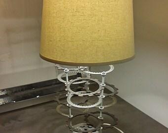 Vintage Motorcycle Lamp- 'Clutch' RBG