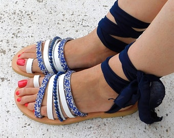 Lace up sandals, Gladiator sandals, Comfortable sandals, BOHO Sandals, strappy sandals, wedding sandals, summer sandals, Greek sandals
