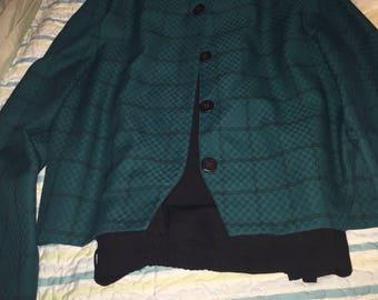 Nikki skirt suit size 13/14