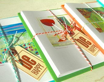 Colorful All Occasion Notecard Set WINE Collection