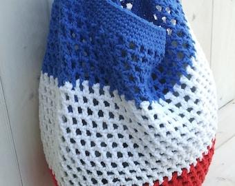 Market bag/Crochet shopping bag