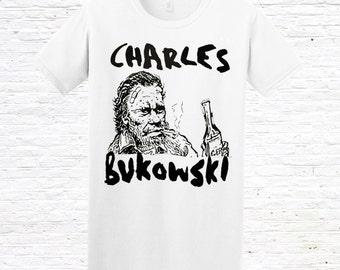 Charles Bukowski T-Shirt.